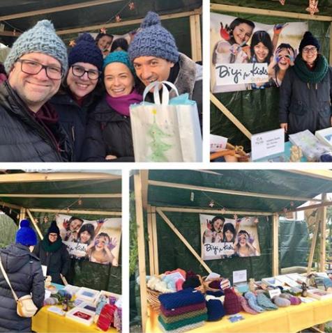Diyi for Kids auf Märkten in der Region // Diyi for Kids participates in local regional markets