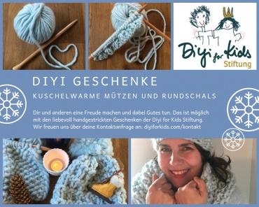 Handgestricktes für den guten Zweck // Charity Knitting