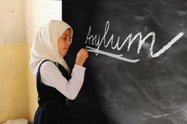 Digitalisierung und Homeschooling für Flüchtlingskinder. Die Realität. // Digitalization and homeschooling for refugee children. The reality.