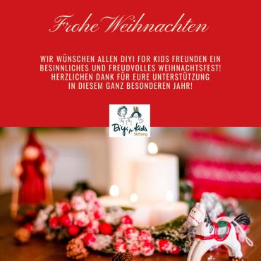 Frohe Weihnachten // Merry Christmas